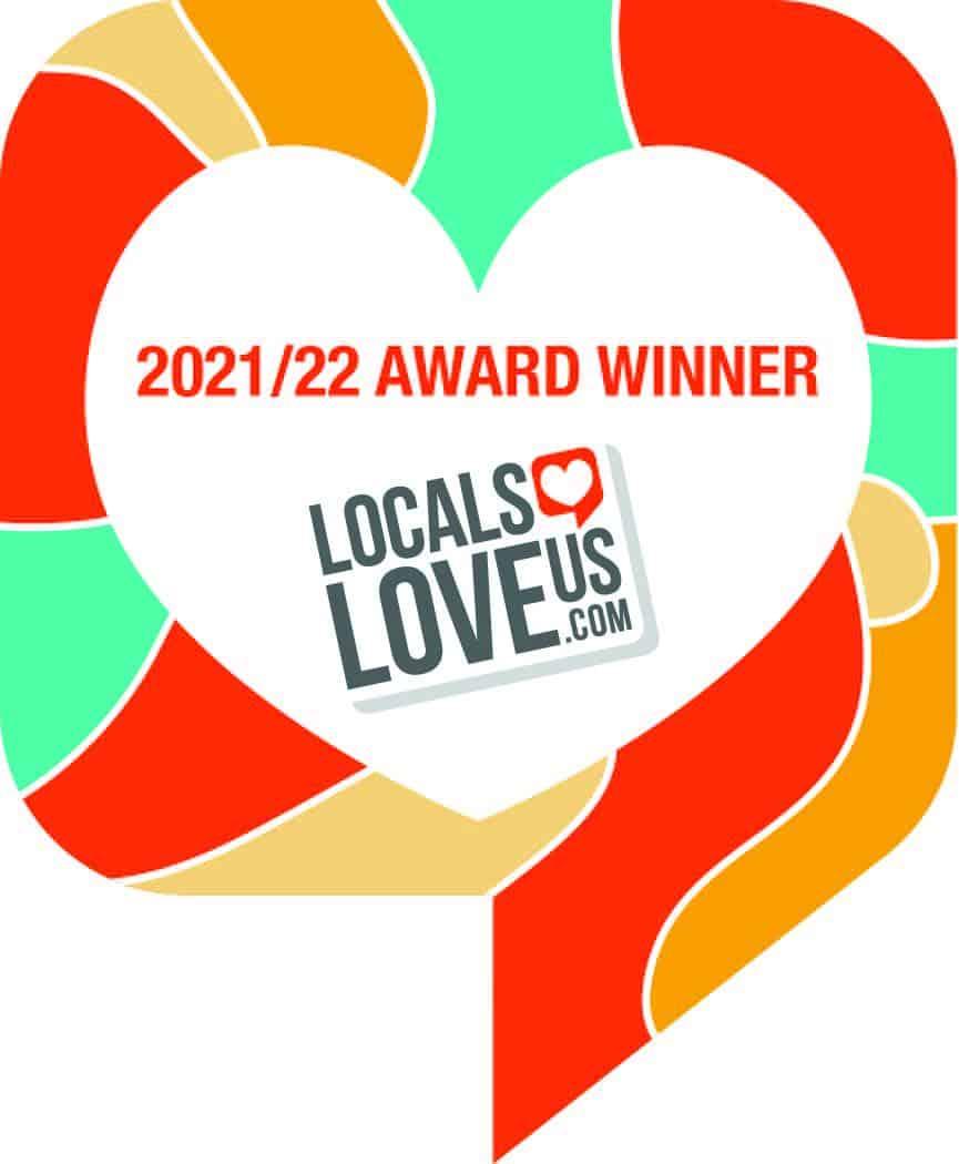 Locals Love Us Winner